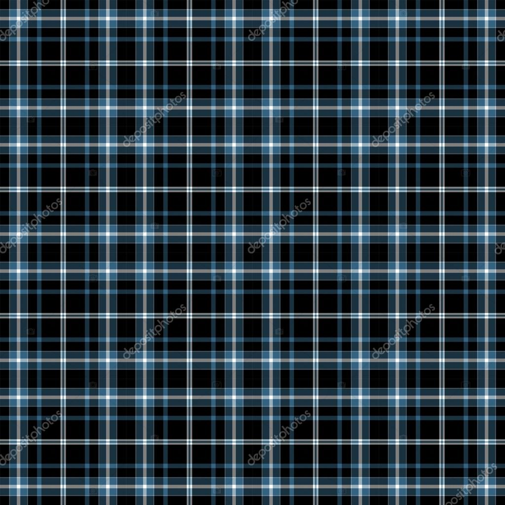 Seamless Black And White Checkered Texture Stock Images Image