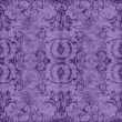 Vintage Purple Tapestry — Stock Photo #16053625