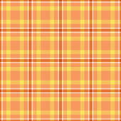 Seamless Bright Plaid — Stok fotoğraf