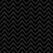 Seamless Dark Chevron Pattern — Stock Photo