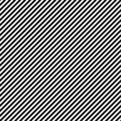 Seamless Black & White Diagonal Stripes — Stock Photo
