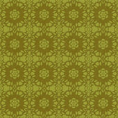 Embossed Antique Green Pattern — Stock Photo