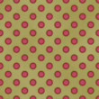 Stock Photo: Seamless PolkDot Pattern