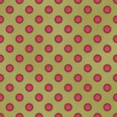 Seamless Polka Dot Pattern — Stock Photo
