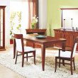 Stock Photo: Dining room