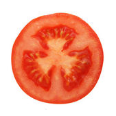 Slice of tomato — Stock Photo
