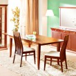 Stock Photo: Dinning room