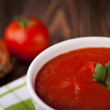 ������, ������: Red tomato soup