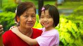 My Grandma — Stock Photo