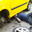 Stock Photo: Car Repairing