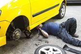 Car Repairing — Stock Photo