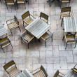 Stock Photo: Empty chairs