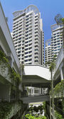 New Residential Estate — Stock Photo