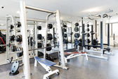 Gym Equipments — Stock Photo