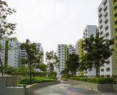Green Estate — Stock Photo