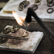 Jewelery making — Stock Photo #39880461
