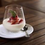 Strawberry dessert — Stock Photo #42579513