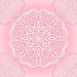 Delicate lace seamless pattern — Stock Vector #41052133