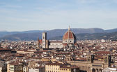 Cathedral Santa Maria del Fiore. Florence, Italy, — Stock Photo