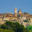 Old french town — Stock Photo