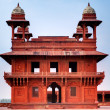 Stock Photo: Fatehpur Sikri in Agrin Uttar Pradesh state in India