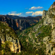 Verdon gorge canion - Stock Photo