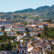 Ouro Preto cityscape — Stock Photo