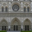 Notre Dame de Paris carhedral — Stock Photo #12683432