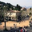 Saint paul de vence - Stock Photo