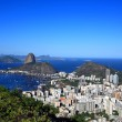 Botafogo and the sugar loaf — Stock Photo #12683995