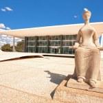 Brasilia district federal brasila — Stock Photo #12684013