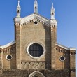 Church venice — Foto Stock