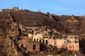 Taragarh fort of Bundi — Stock Photo