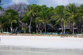 Diani beach — Stock Photo