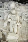 Mayan statue ek balam — Stock Photo