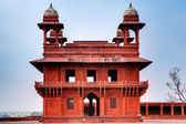 Fatehpur Sikri in Agra in Uttar Pradesh state in India — Stock Photo