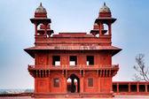 Fatehpur Sikri in Agra in Uttar Pradesh state in India — Stock Photo