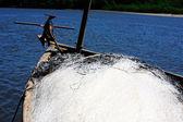 Fisherman net — Stock Photo