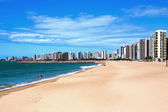 Fortaleza waterfront — Stock Photo