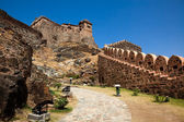 Kumbhalgarh Fort near ranakpur in rajasthan state in india — Stock Photo
