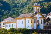 Ouro Preto church — Stock Photo