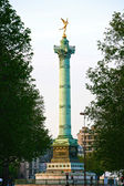 La bastille column — Stock Photo