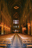 Notre Dame de Paris carhedral — Stock Photo