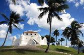 Montserrat fort — Stock Photo