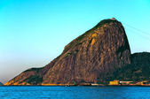 De sugar loaf berg — Stockfoto