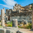 Ephesus ruins Turkey — Stock Photo #19119183