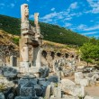 Ephesus ruins Turkey — Stock Photo #19119199