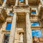 Ephesus ruins Turkey — Stock Photo #19119207