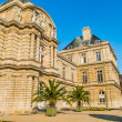 Senat jardin du luxembourg paris city France — Stock Photo #19122341