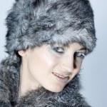 Beautiful russian woman — Stock Photo #19126305